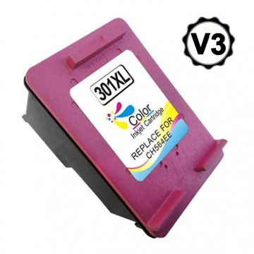 Tinteiro Compativel HP301XL Black versao 3