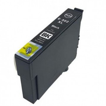 Tinteiro Compativel Epson 502XL - T02W1 / T02V1 Preto