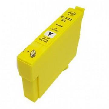 Tinteiro Compativel Epson 502XL - T02W4 / T02V4 Yellow